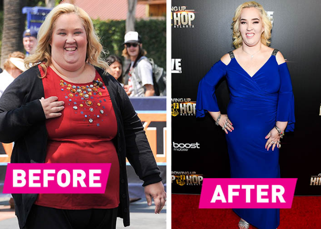 Mama June Weight Loss