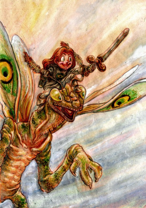 Mantis Knight