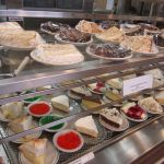 Icebox pies at Highland Park Cafeteria