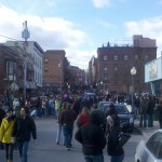 Crowds at Saratoga Chowderfest 2012