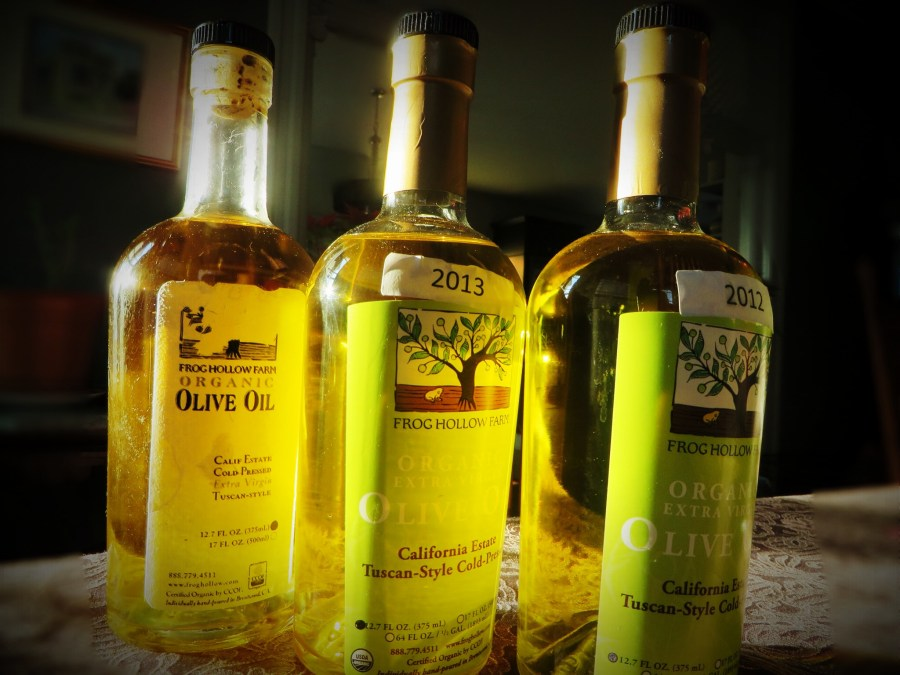 Frog Hollow Olive Oils