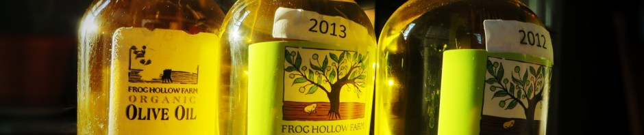 Frog Hollow Olive Oils