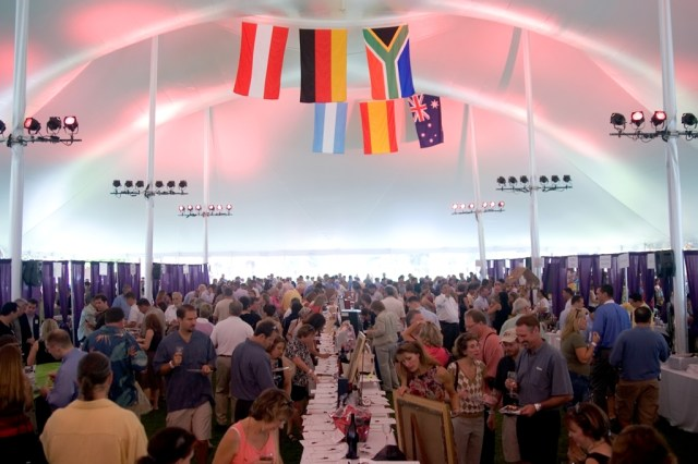 Saratoga Wine & Food Festival