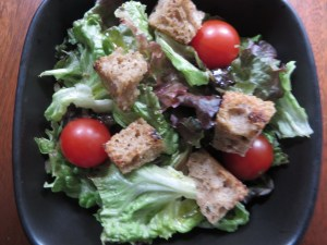 Bacon Croutons