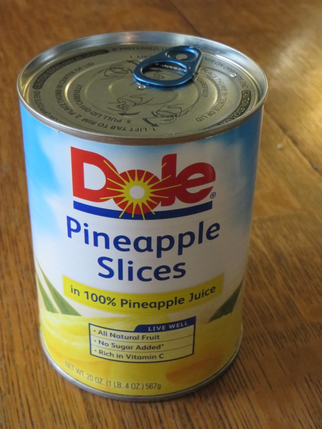 Last Can of Dole
