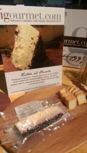 Testun Al Barolo truffled cheese