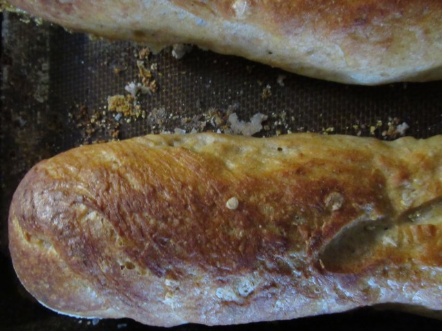 Baguette with Steam Crust