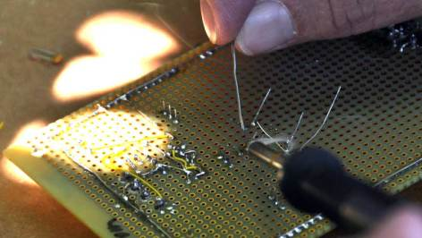Soldering Choose ART