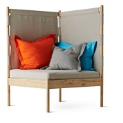 Easy corner chair