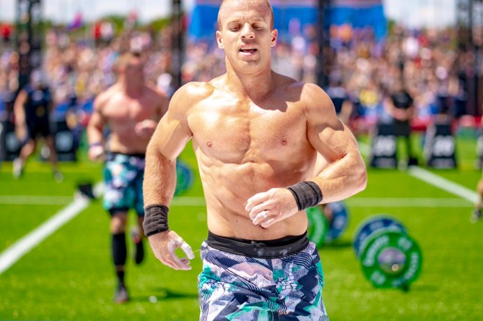 Scott Panchik 4ème des Crossfit Games 2019