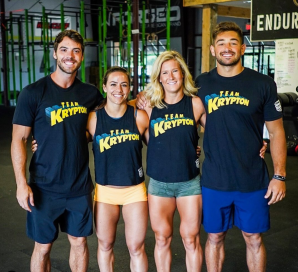 Team Crossfit Krypton