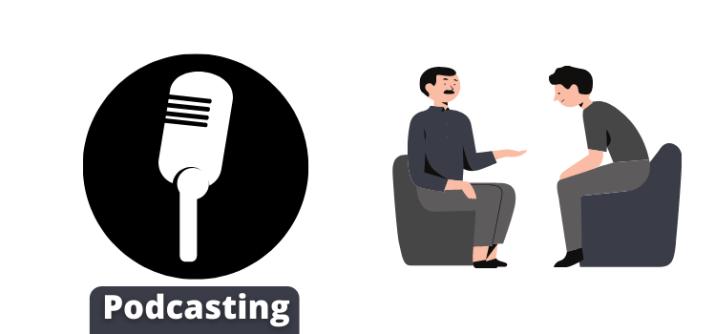 Podcasting startup in new york