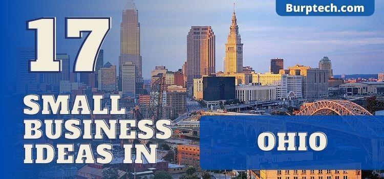 17 small business ideas in ohio