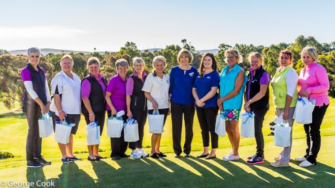 Ladies Open winners 2017