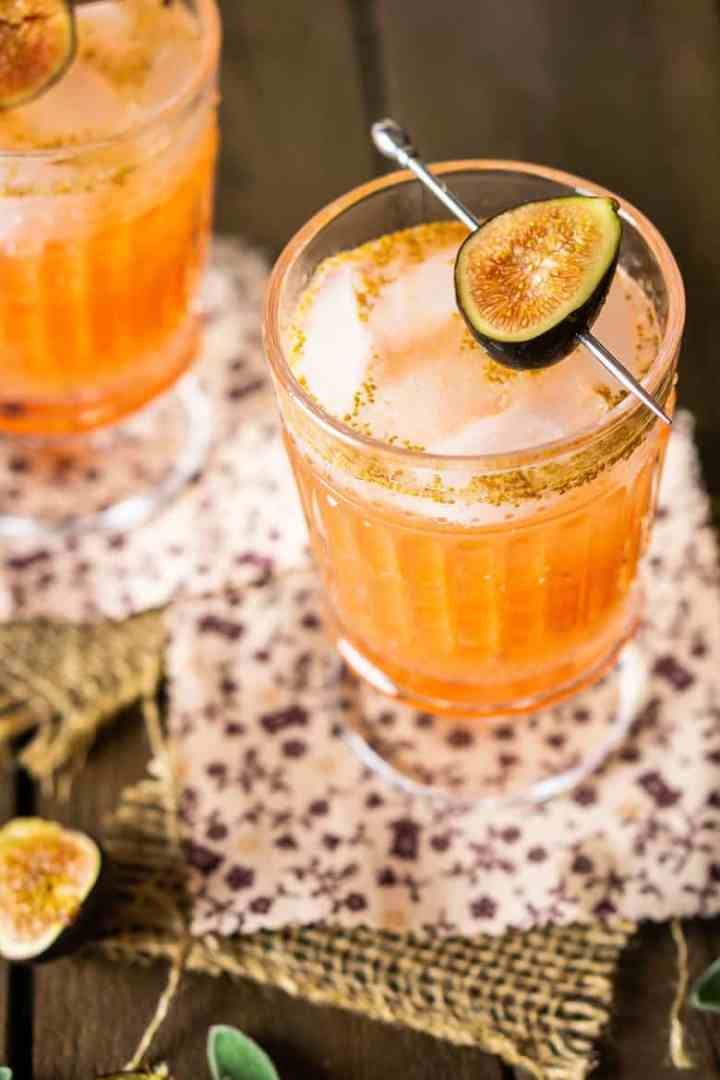 fig cocktail