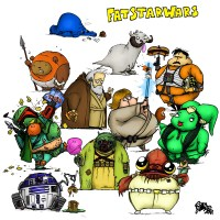Fat Star Wars: roly-poly finale