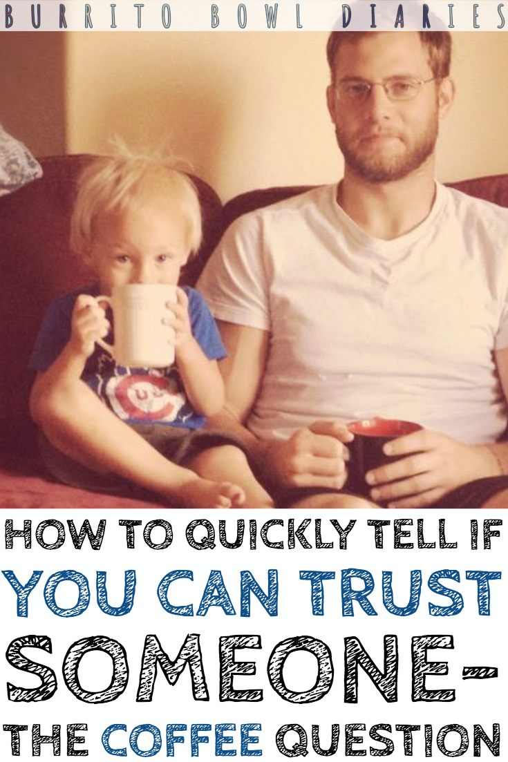 how to know you can trust someone