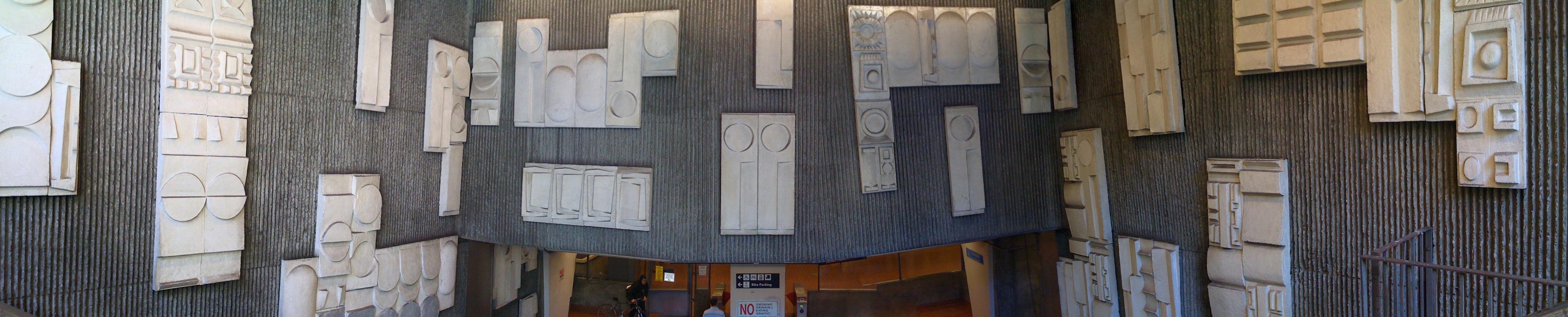 bart cement art
