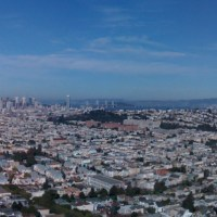 Bernalrama - Sutro to Candlestick, and Mission in between