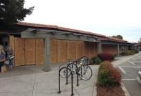 Construction has begun at Gott's Roadside in Palo Alto.