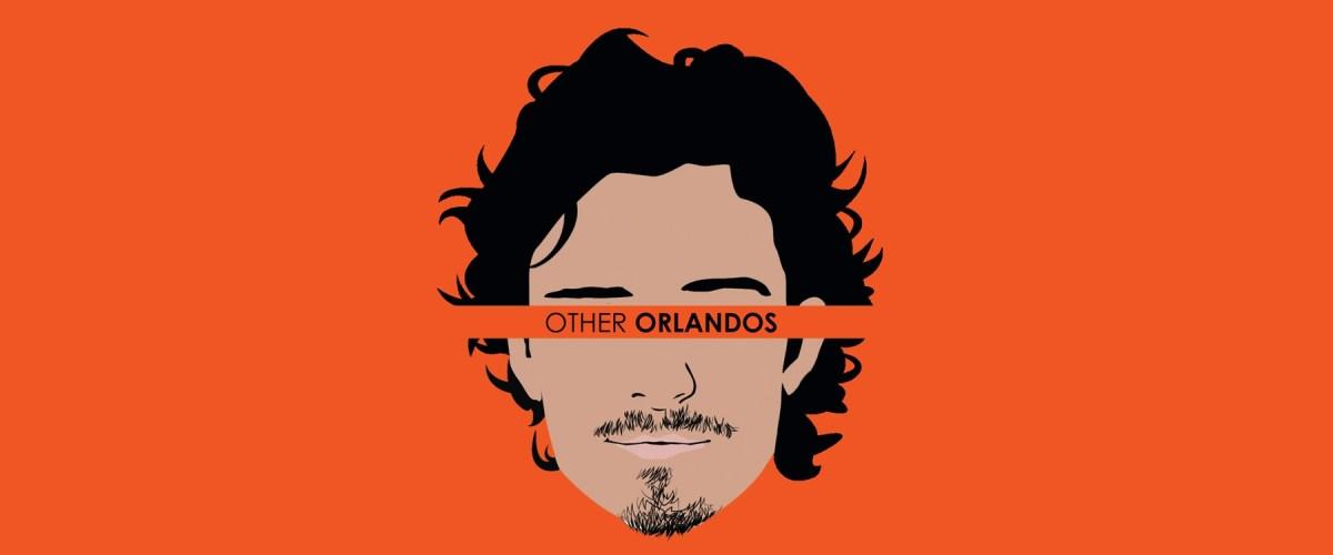 Orlando Jones Lends An Ear Burrow Press