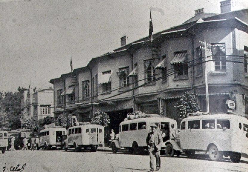 Dağ servisi otobüsleri
