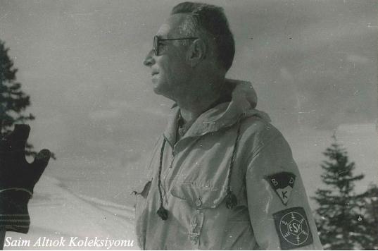 6-13 Şubat 1955 Uludağ