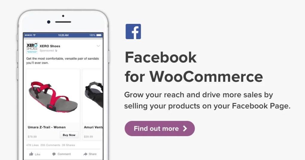 facebook woocommerce Creșteți acoperirea și conduceți vânzările cu Facebook pentru WooCommerce bursasite faceboo in woocommerce