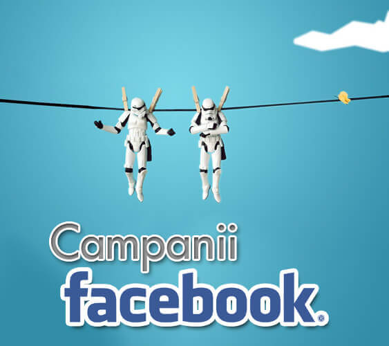 Test campanii facebook bursasite