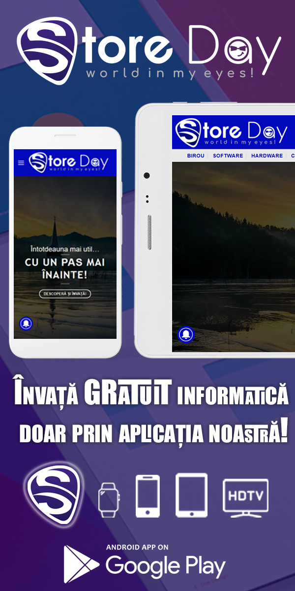 Tutoriale IT StoreDay România