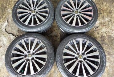 JUAL VELG & BAN AUTO SPEED RING 17 + BAN 215/55 R17 MURAH