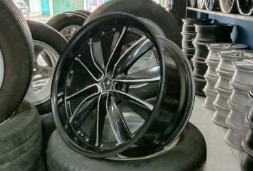 Velg Racing Second KRANZE R18X8 5X114,3