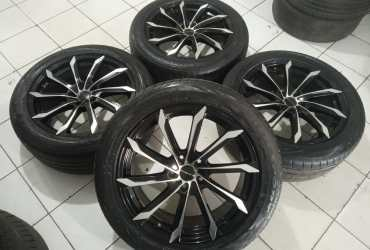 Velg racing untuk inova rush terios hrv crv model F-power R18