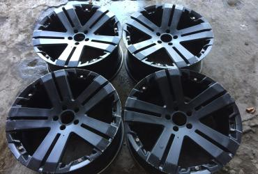 jual velg second Cliff ring 20 pcd 5×114