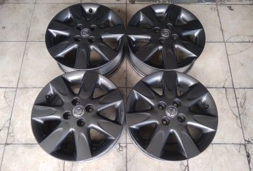 Velg only Oem March R15x5,5 ET50 pcd 4×100 (4pcs)