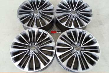 Velg Bekas HSR Type Knight Ring 18×8 ET:40 Pcd:5×114,3 Grey Polish