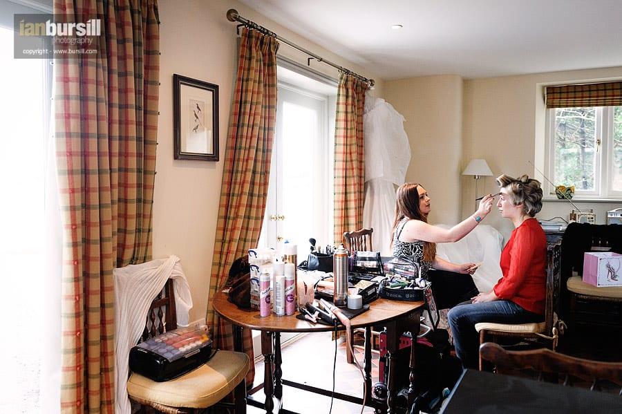 Thornton Manor Jodie Smith Make Up Artist