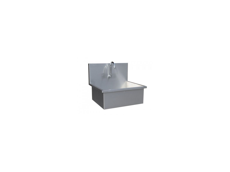 burtons single bay surgical scrub sink
