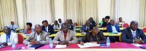 Burundi :Conférence ALARM destinée aux Parlementaires Barundi ( Photo : PPBDI.COM 2018 )