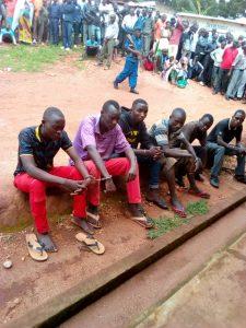 Burundi : Les assassins du cambiste de Makamba condamnés à la perpétuité ( Photo : Philippe Ngendakumana 2019 )