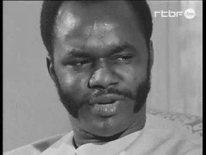 Burundi : GENOCIDE 1972 - Presses Belge, Français,et Suisse   ( Photo : RTBF  2019 )
