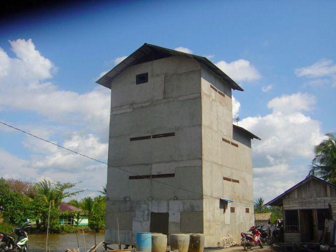 Rumah burung Walet (bangunrumahmas.com)