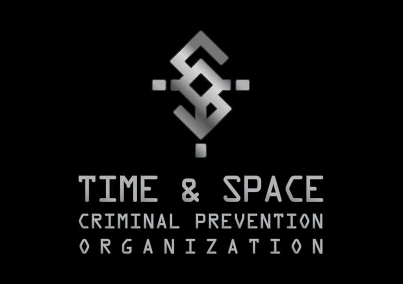 時空局logo 時空犯罪防治局-Time & Space Criminal Prevention Organization 簡稱:時空局TSO