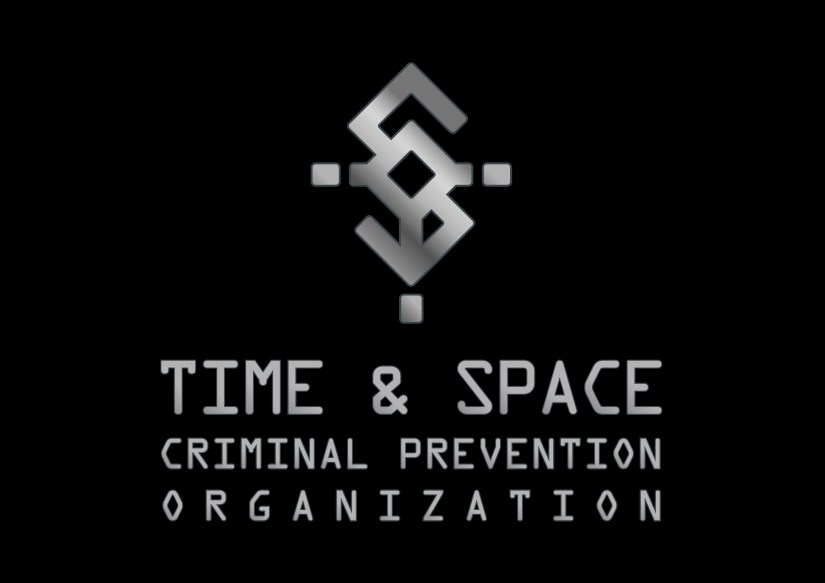 時空局logo 時空犯罪防治局-Time & Space Criminal Prevention Organization 簡稱:時空局TSO