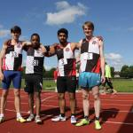 Bury Consolidate in Northern and YDL Upper Leagues