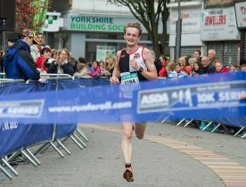 Double Bury 10k win for Ben and Sophie
