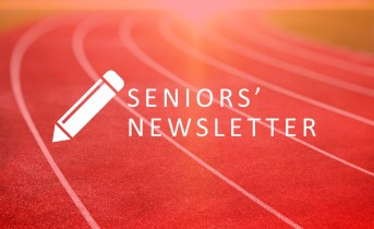 SENIORS' NEWSLETTER – NOVEMBER 2017