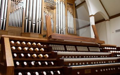 A Summer Concert of Organ Music and Song