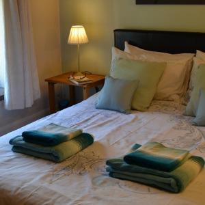Bury Hill Farm Kingsize Bed