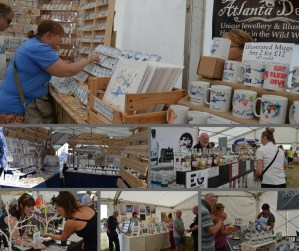Craft Stalls South Gloucestershire Show Bristol